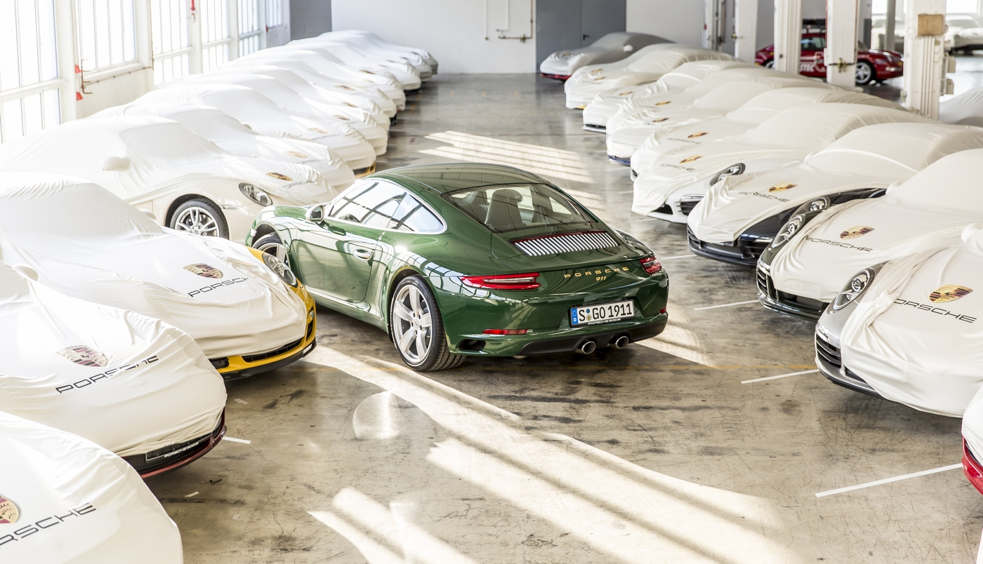 The millionth Porsche 911 has been built and it looks gorgeous