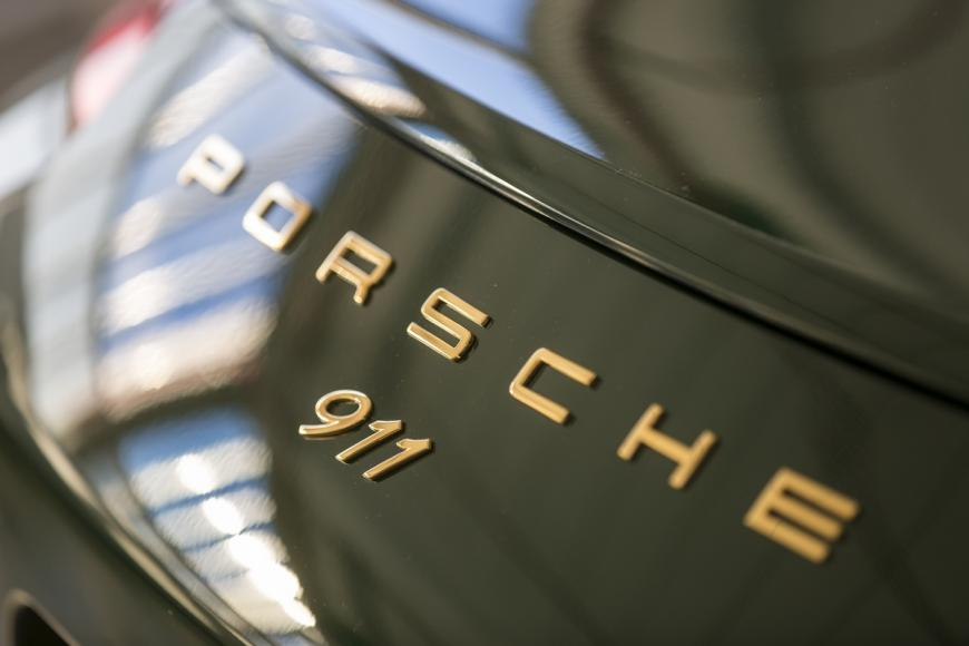 millionth Porsche 911 looks gorgeous (2)
