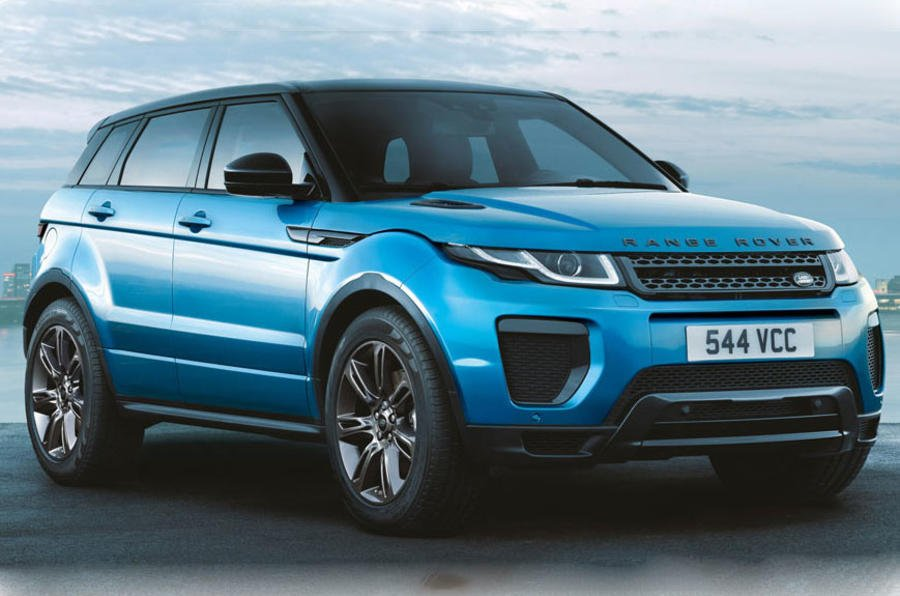 range rover evoque landmark edition celebrates the compact suv s stellar success. Black Bedroom Furniture Sets. Home Design Ideas