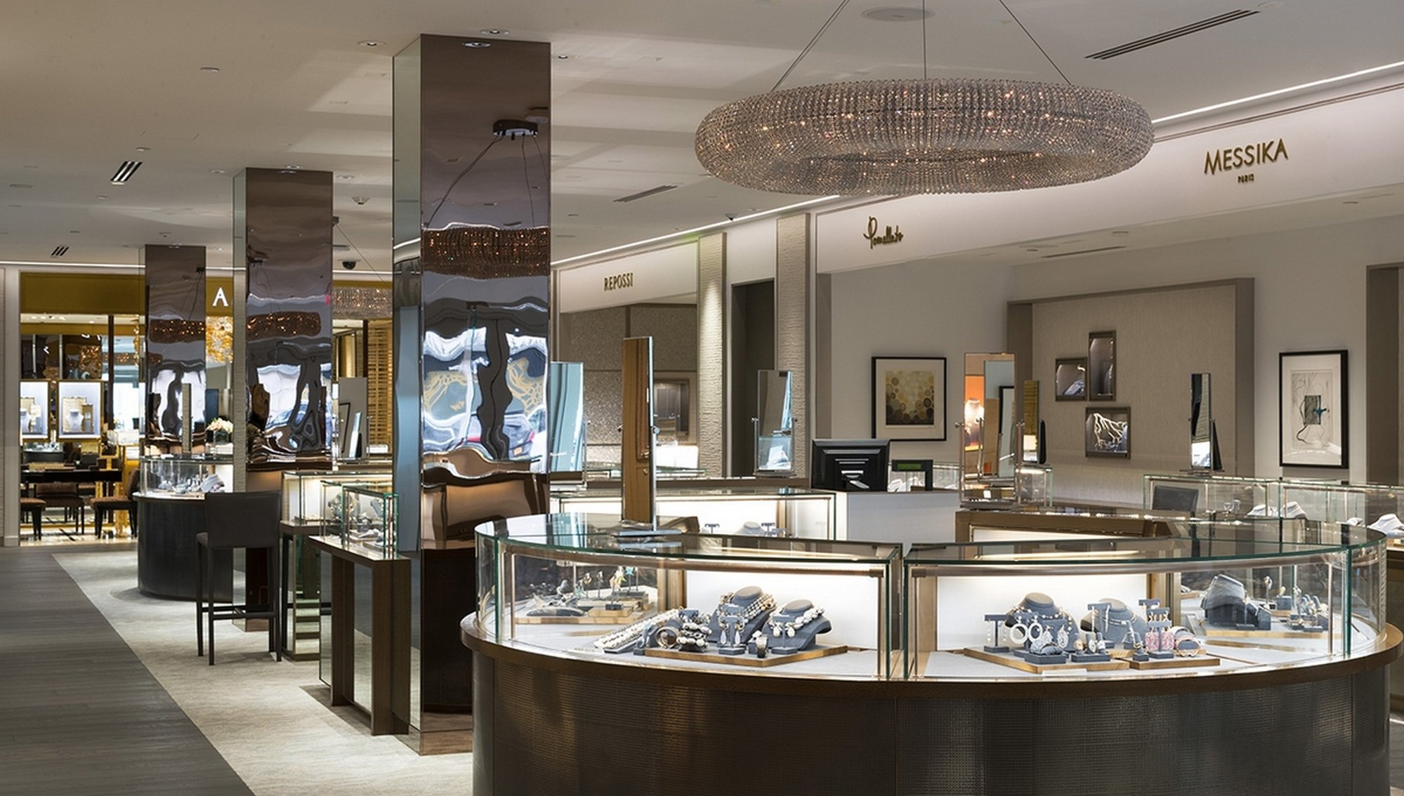 jewelry shoping saks fifth avenue opens doors to the vault an 7221