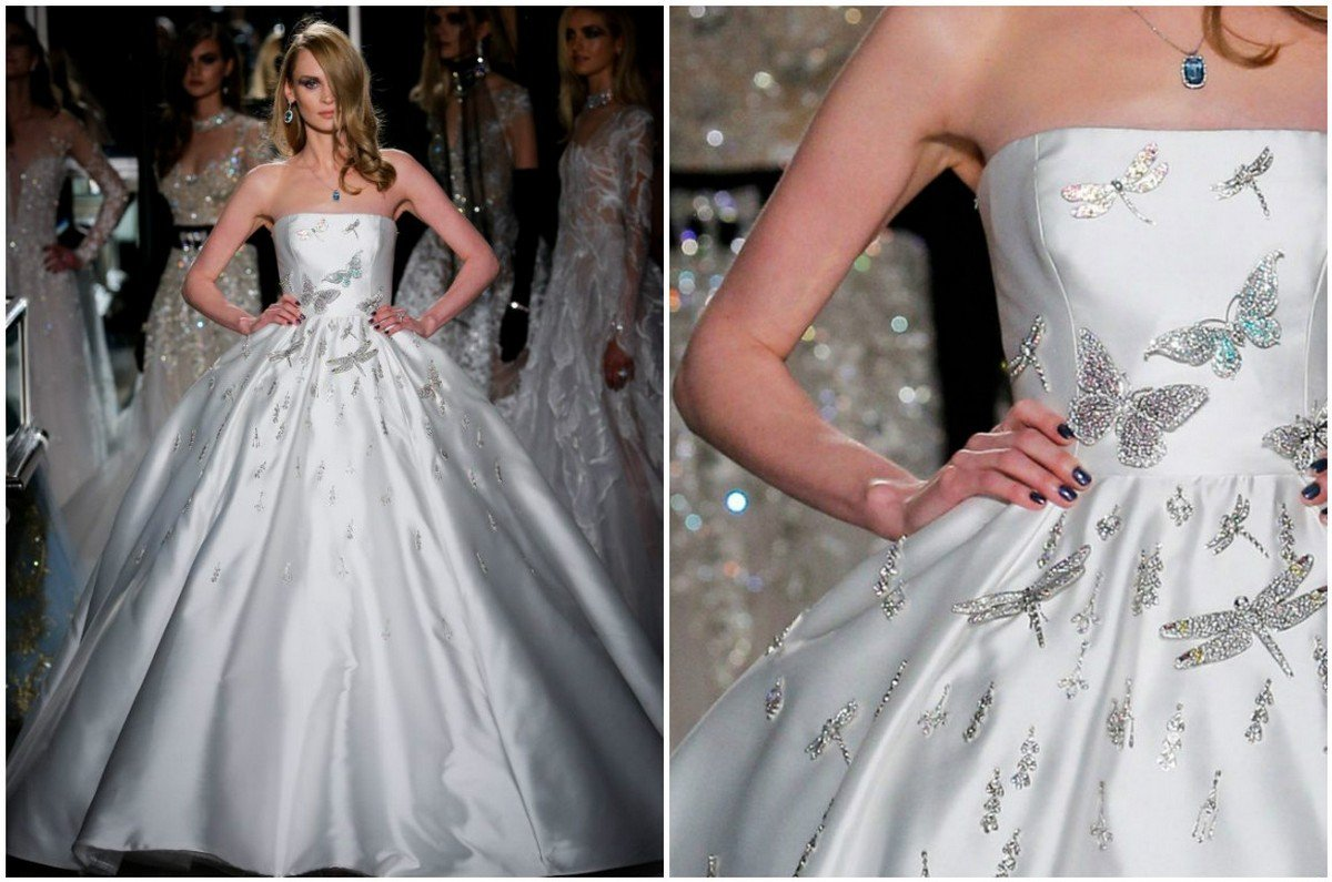 Check out the world\'s most expensive wedding dress that retails at ...