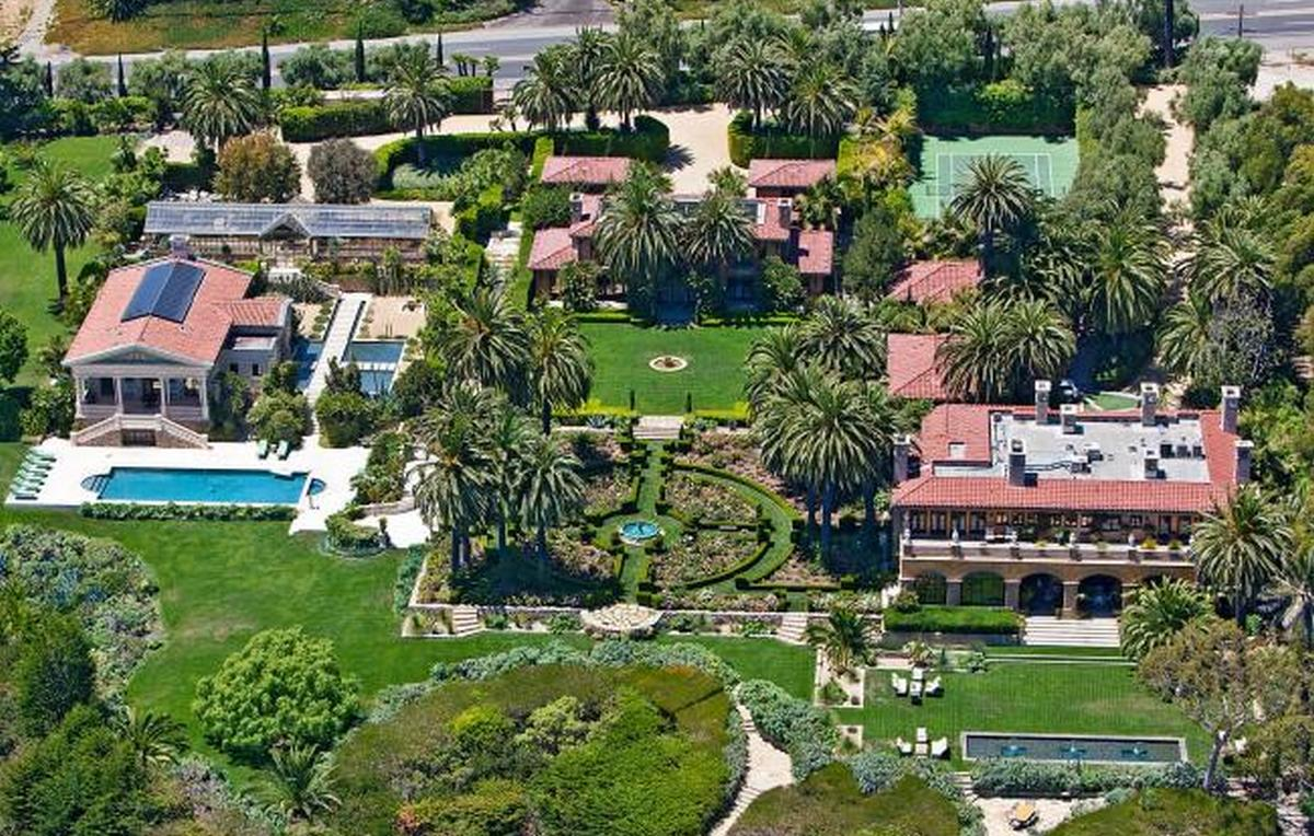 Inside Beyonce and Jay Z's 10 bedroom Malibu home : Luxurylaunches