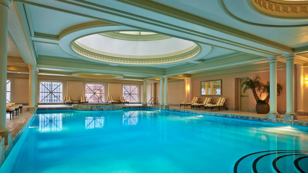 Top 11 best family friendly luxury hotels in the usa 2017 for Nice hotels in chicago