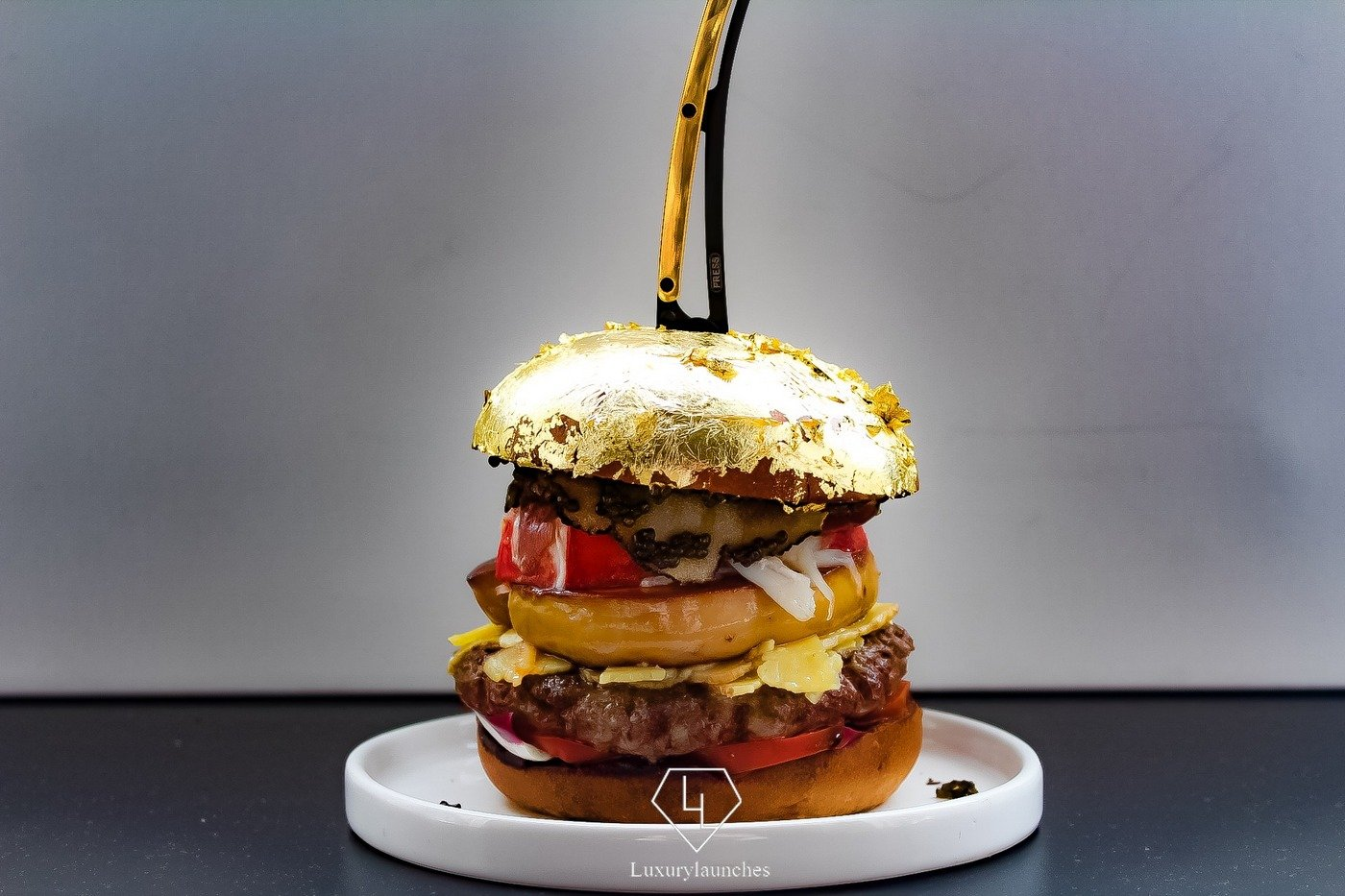 Not your average Big Mac - These are the most expensive hamburgers ever - cover