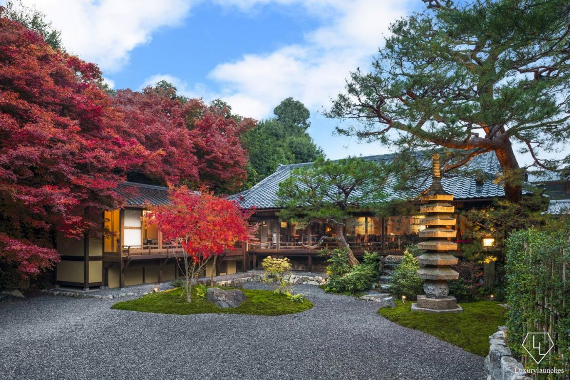 Suite of the Week - The Gyokuto Garden Terrace Suite at The