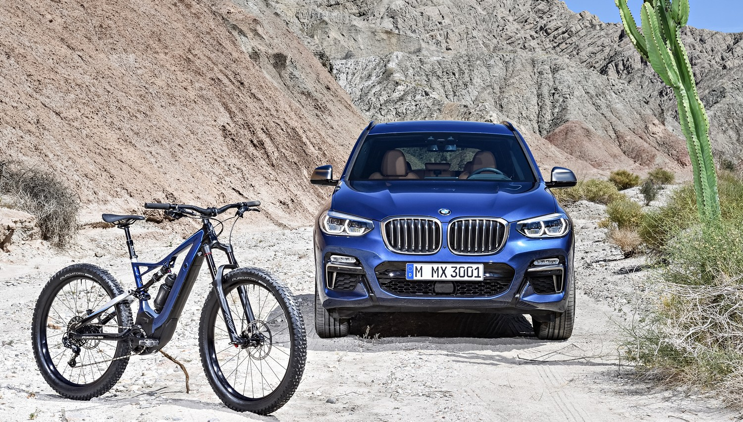 BMW launches special edition all-terrain e-bike inspired by the new X3