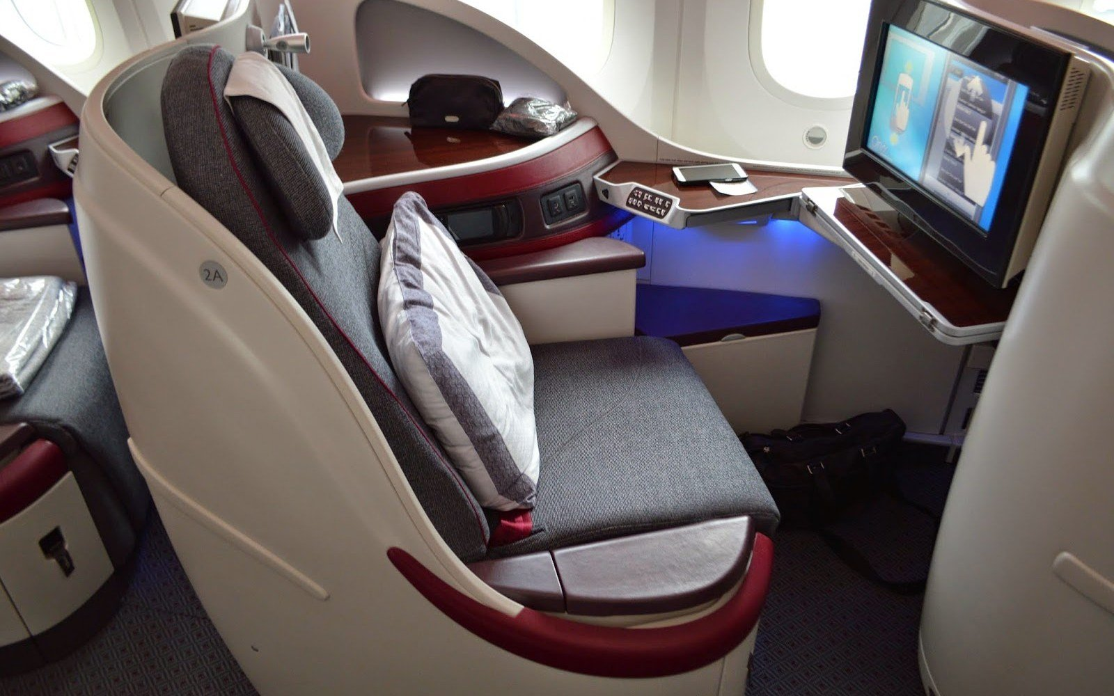 the 10 best first and business class cabins in the world