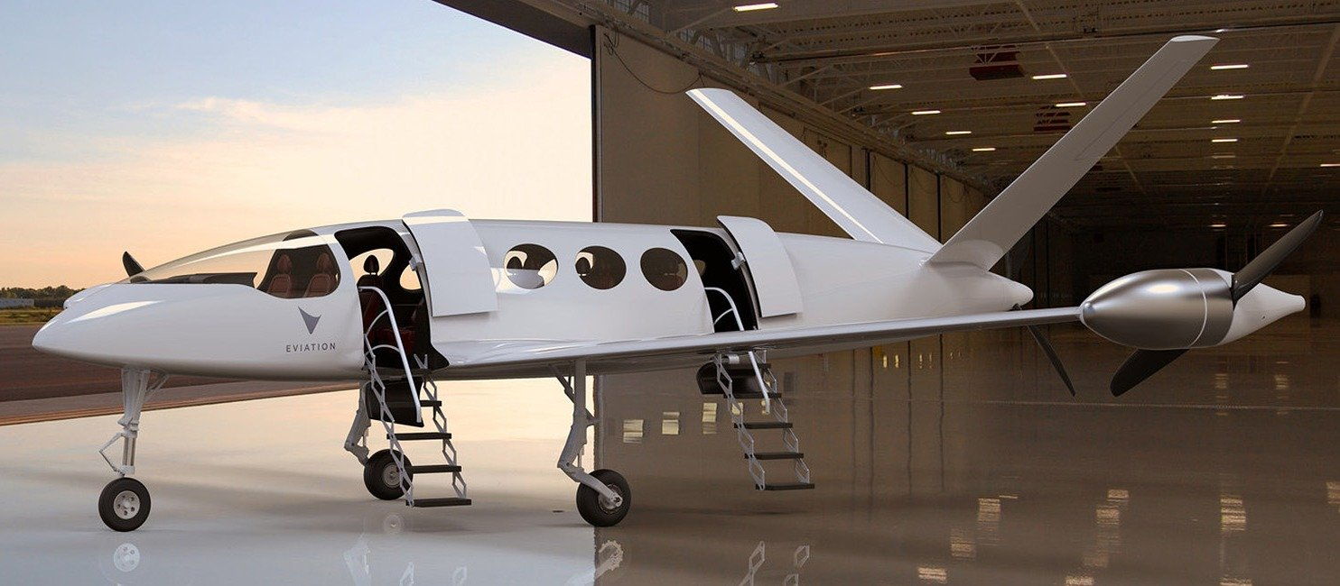Fancy An Electric Private Jet That Can Fly 600 Miles On A