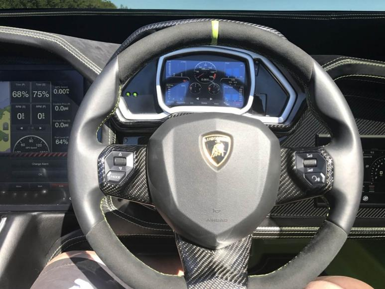 This 2 2m Lamborghini Aventador Sv Roadster Comes With A Matching