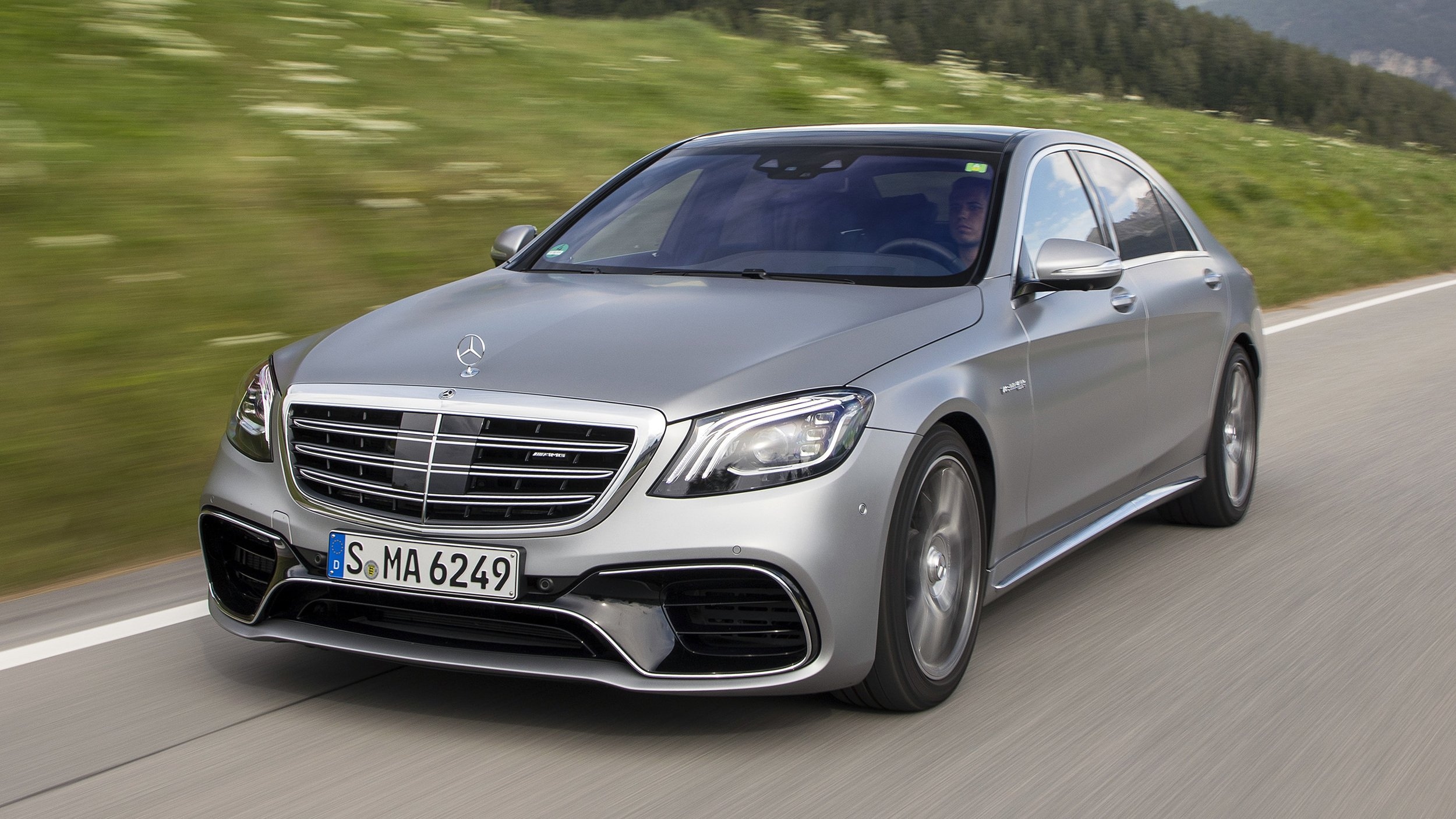 7 things worth knowing about the 2018 Mercedes-Benz S-Class