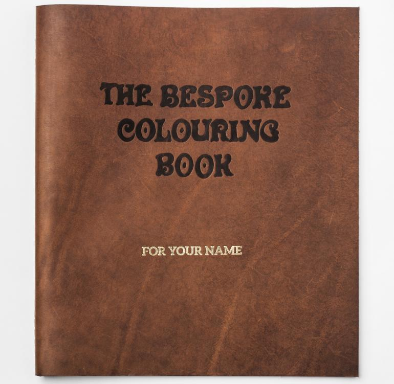 The most expensive coloring book in the world once the buyers zero in on their preferred choice of illustrations the book will be hand bound by masters bookbinding using traditional crafts and fine solutioingenieria Choice Image