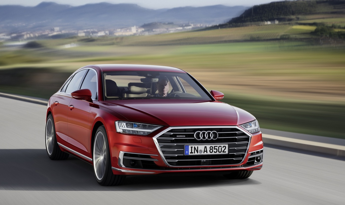 7 things worth knowing about the 2018 Audi A8 -
