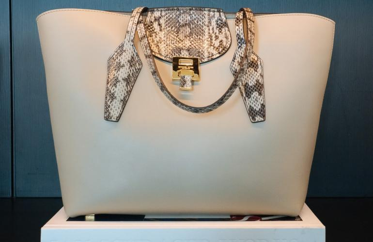 We Love The New Bancroft Bag Collection From Michael Kors