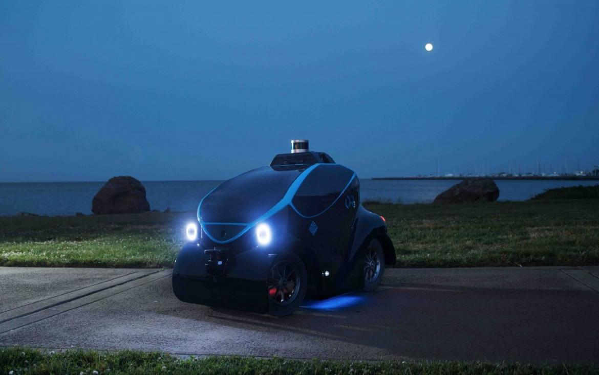 Most Expensive Mercedes >> Dubai police's newest recruit is self-driving robo-car ...