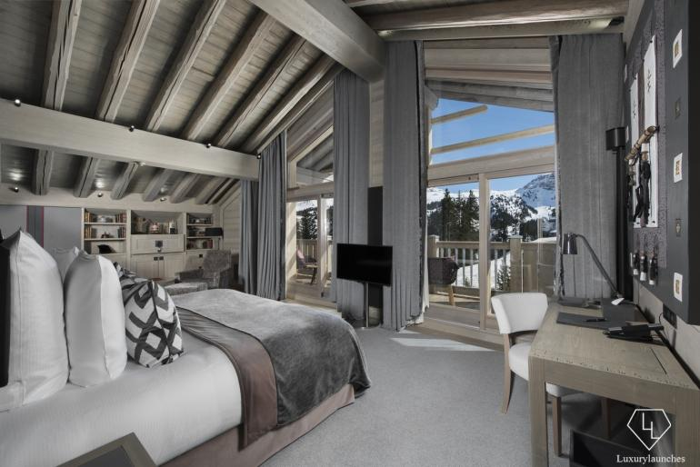 Suite of the week - Suite Altitude at Le K2 Altitude in Courchevel ...