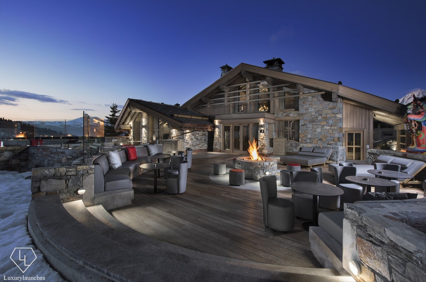 Suite Of The Week Suite Altitude At Le K2 Altitude In