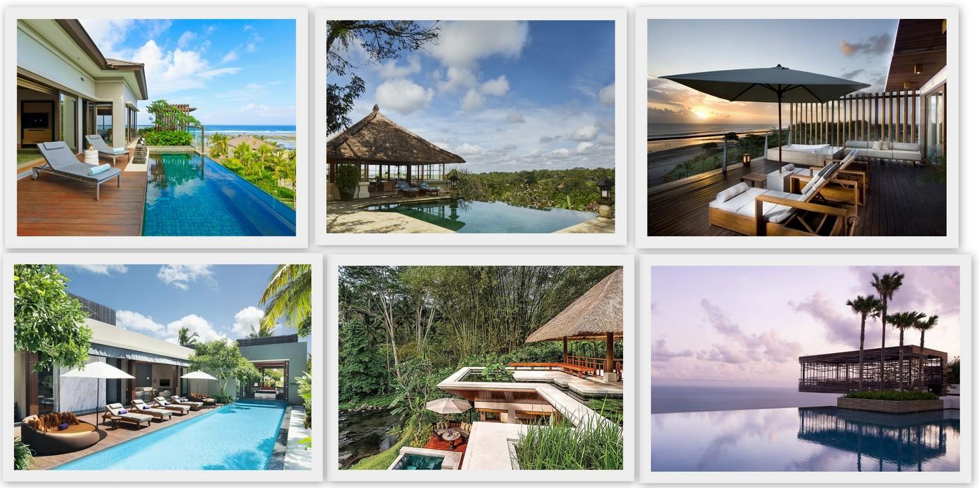 The 7 best luxury villas in bali for Best luxury hotels in bali