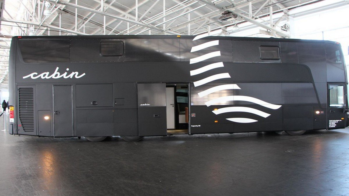 Most Expensive Cars >> Enter Cabin: A special sleeping bus for luxurious travels between San Francisco and LA