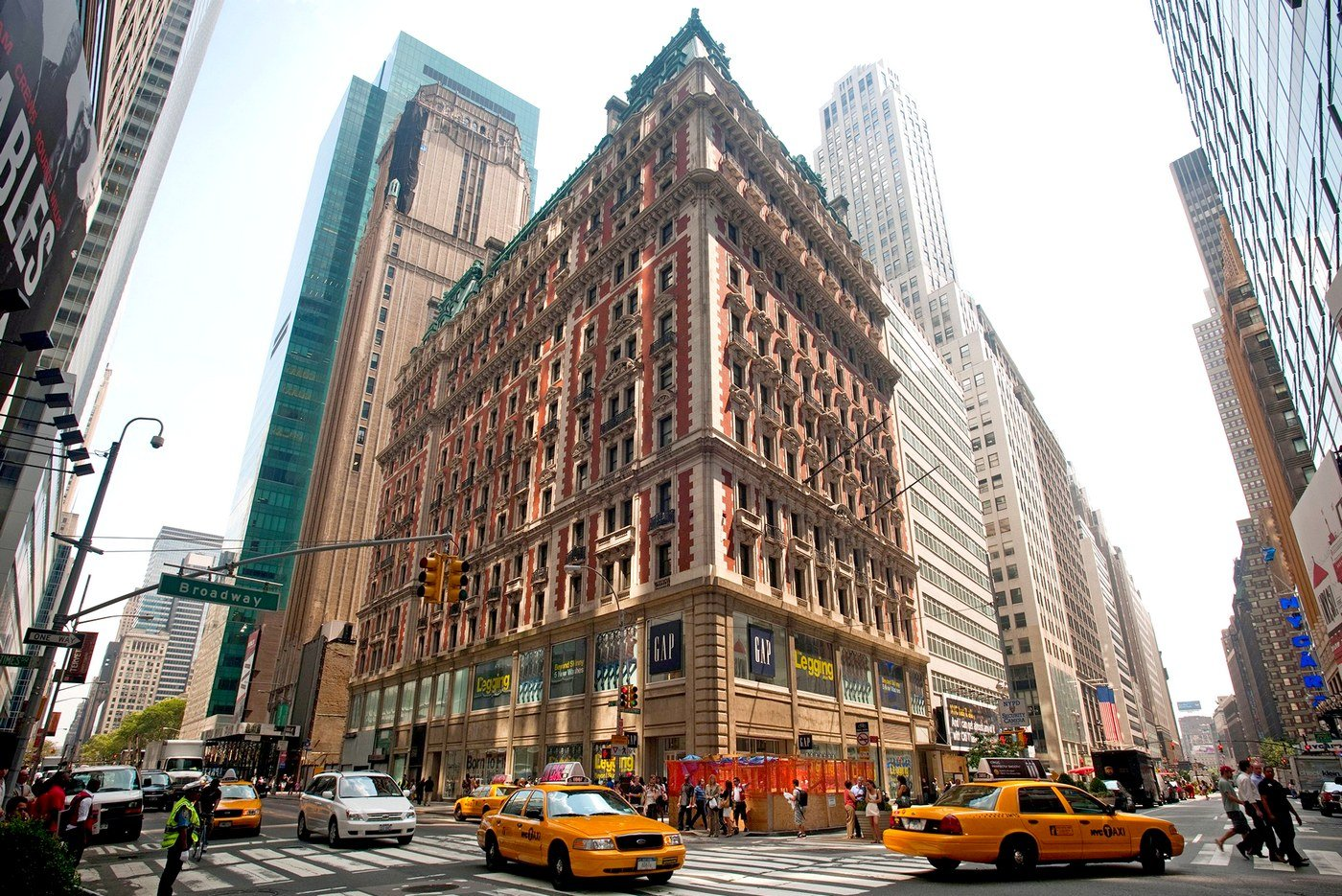 New York Hotel Hotels Features List