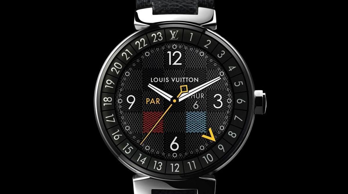 Designer Travel Watch Case