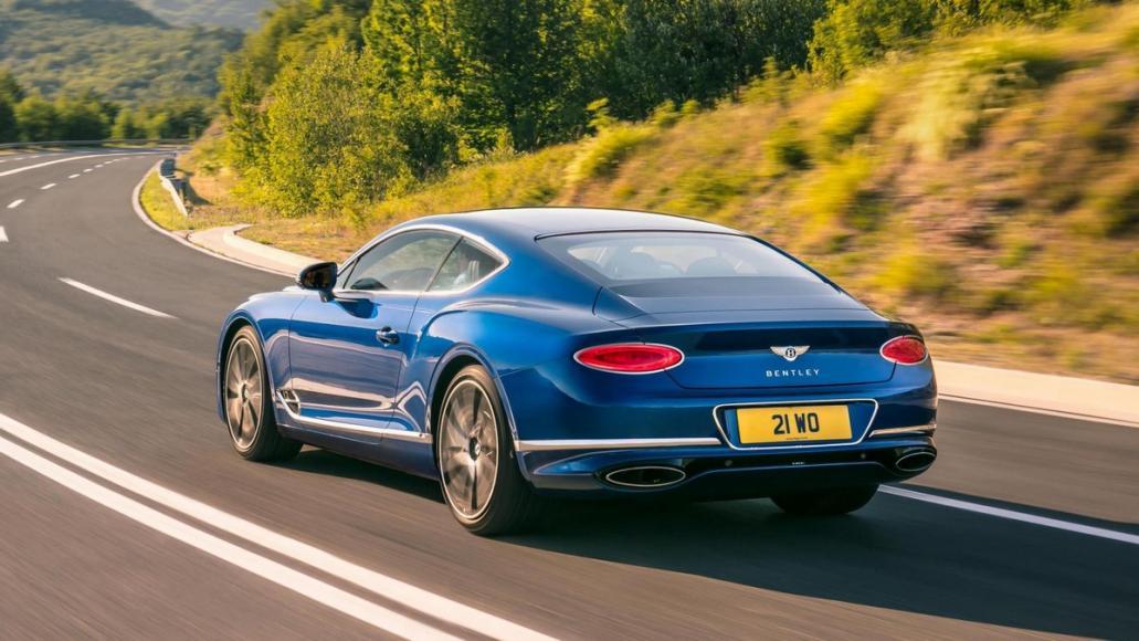 Bentley Continental (10)