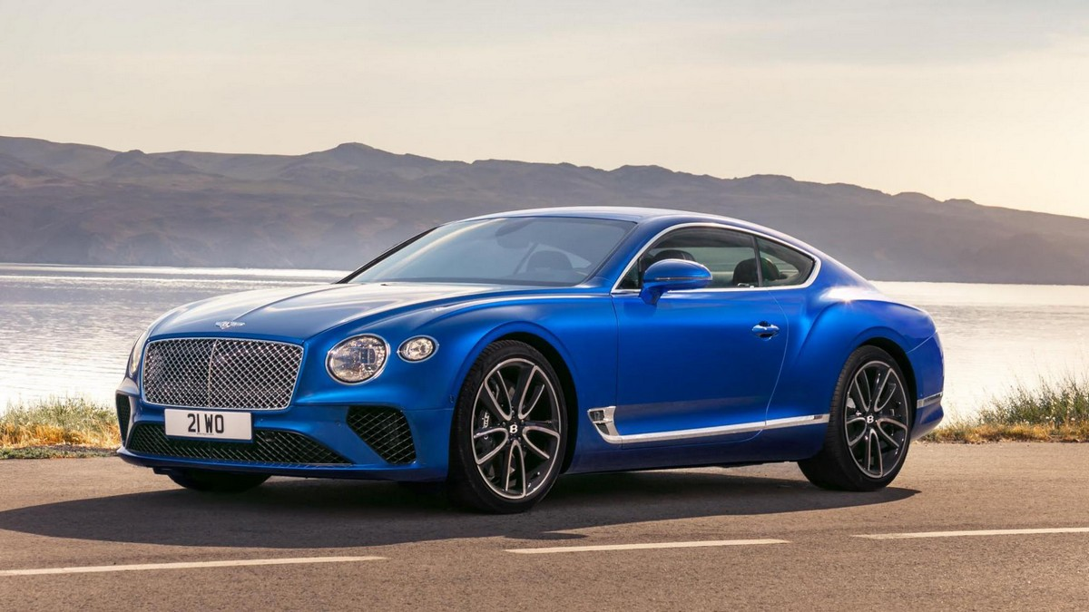 Bentley reveals the all-new Continental GT ahead of Frankfurt debut
