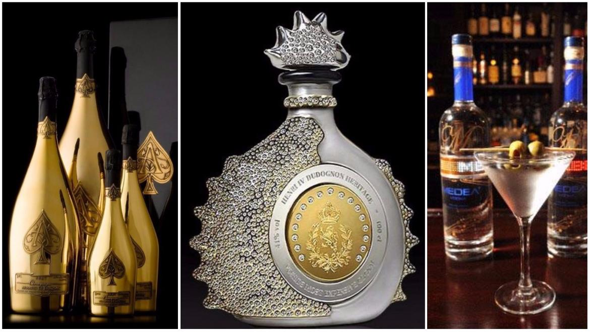 Booze That Breaks The Bank The World S 5 Most Expensive