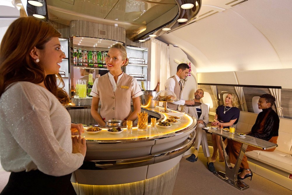 Pictures And Video Onboard The Emirates A380 Refurbished
