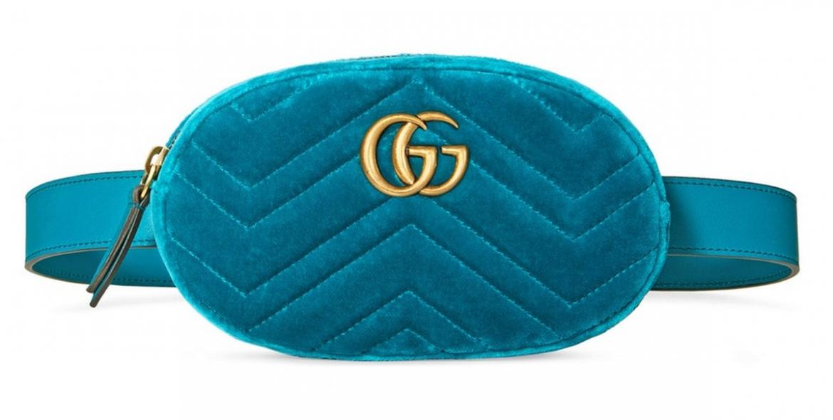 133c59fe17 Recently, Gucci unveiled its take on the archaic yet super practical bag of  all time – The waist pouch!