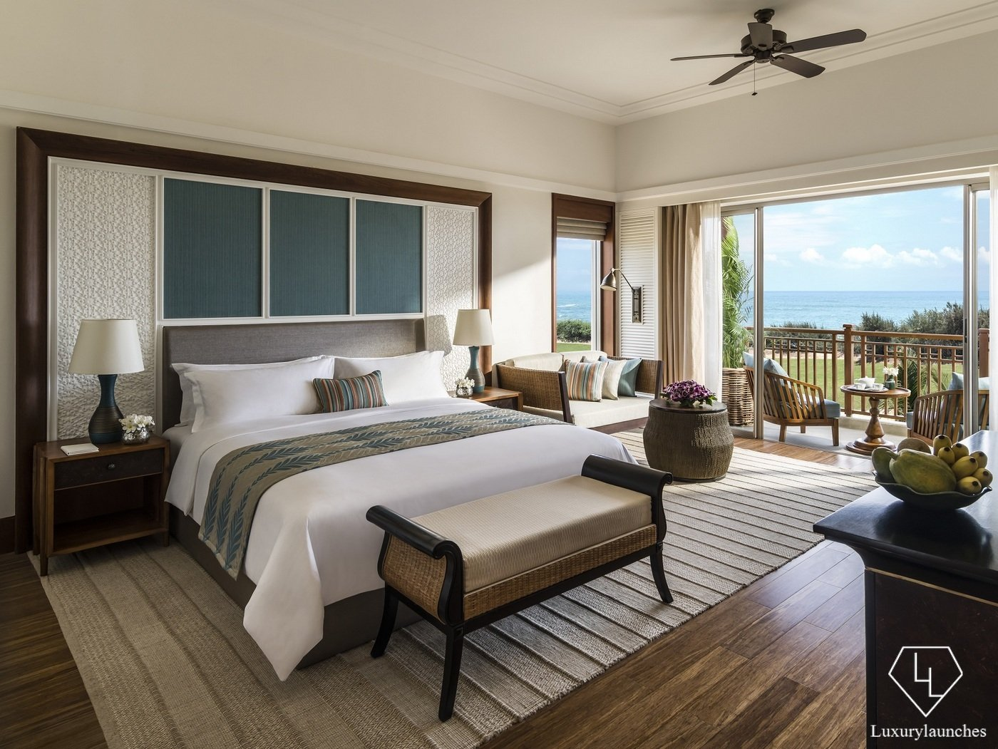 Suite Of The Week The Magnificent Premier Ocean Suite At The Shangri La 39 S Hambantota Golf