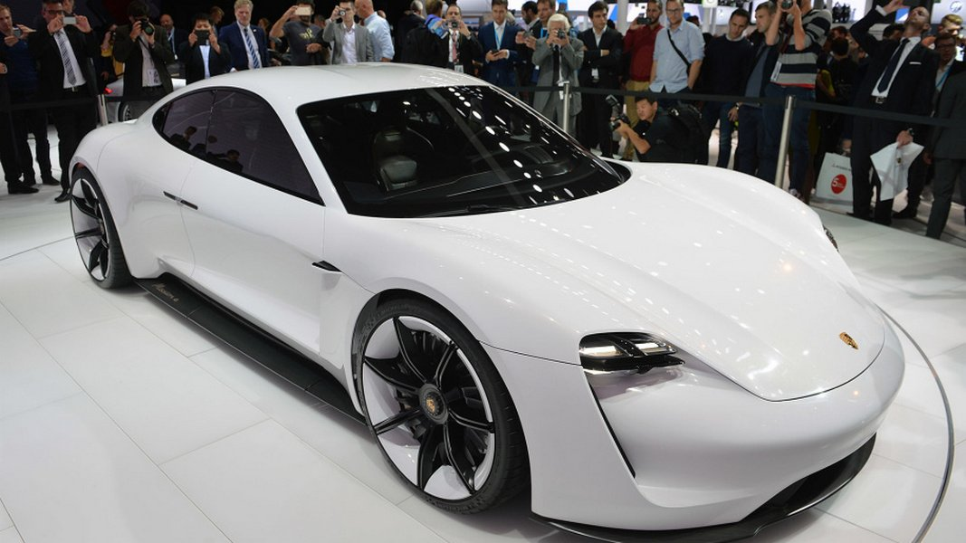 Porsche Mission E will arrive in 2019 with a price-tag that'll make Tesla very, very worried
