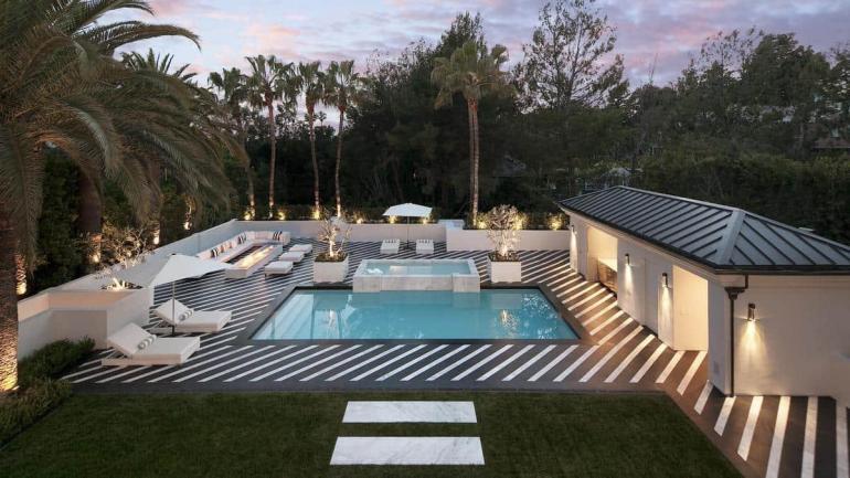 House Tour Floyd Mayweather S 25 5 Million Beverly Hills