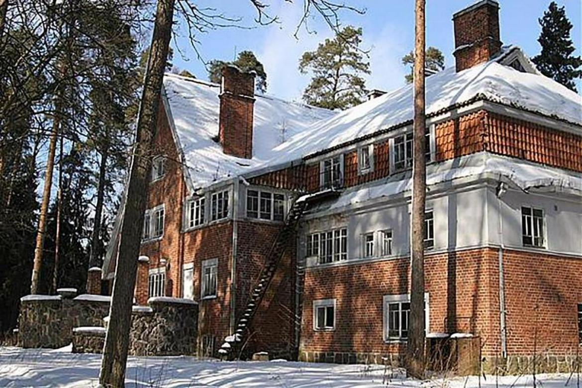 Revealed Putin S Sprawling Paradise Pad In Russia Luxurylaunches