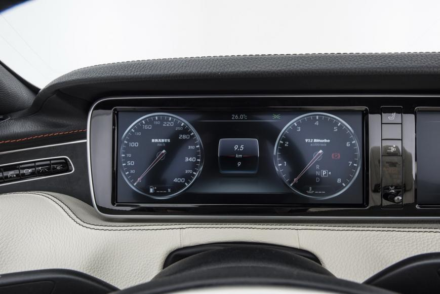 BRABUS-Mercedes-AMG S65 (5)