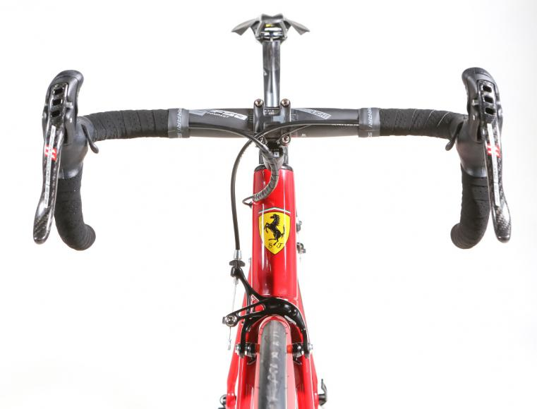 Ferrari and Bianchi collaborate to introduce an $18,000 ultra-light ...