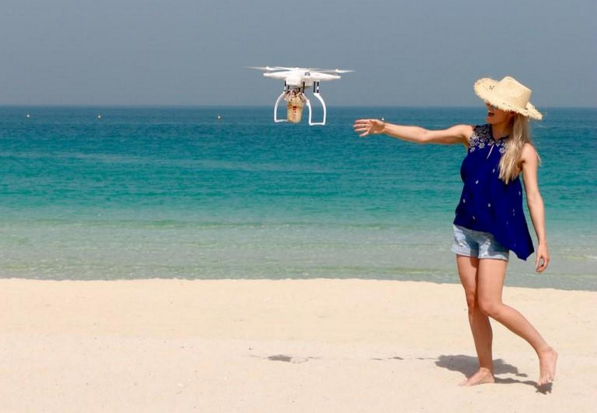 You will not believe the cool things these Drones can do