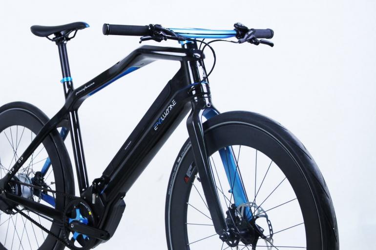Pininfarina presenta un 39 e bike a limitata ed molto for Bici pininfarina peso