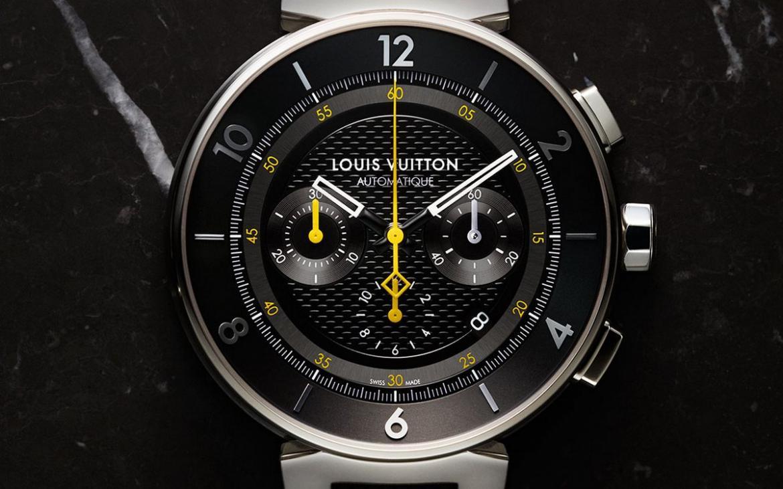 Louis vuitton presenta la collezione di orologi tambour moon xlifestyle - Porta orologi louis vuitton ...