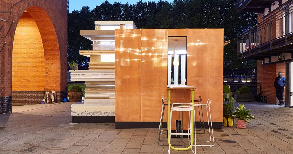 urban house furniture. The Word \u201ccabin\u201d Probably Makes You Think Of A Wooden A-frame House Or Lodge Style Building Tucked Away In Mountains, Certainly Not An Ultramodern Urban Furniture