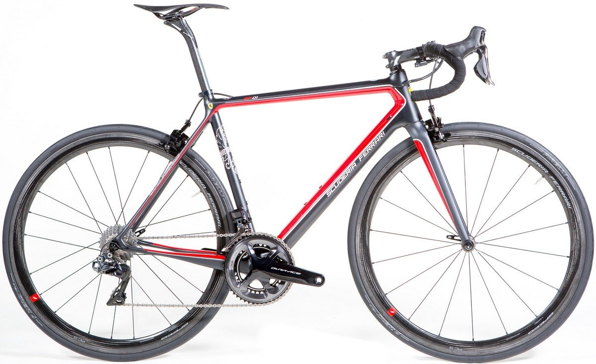 Ferrari and Bianchi collaborate to introduce an $18,000 ultra-light road bike
