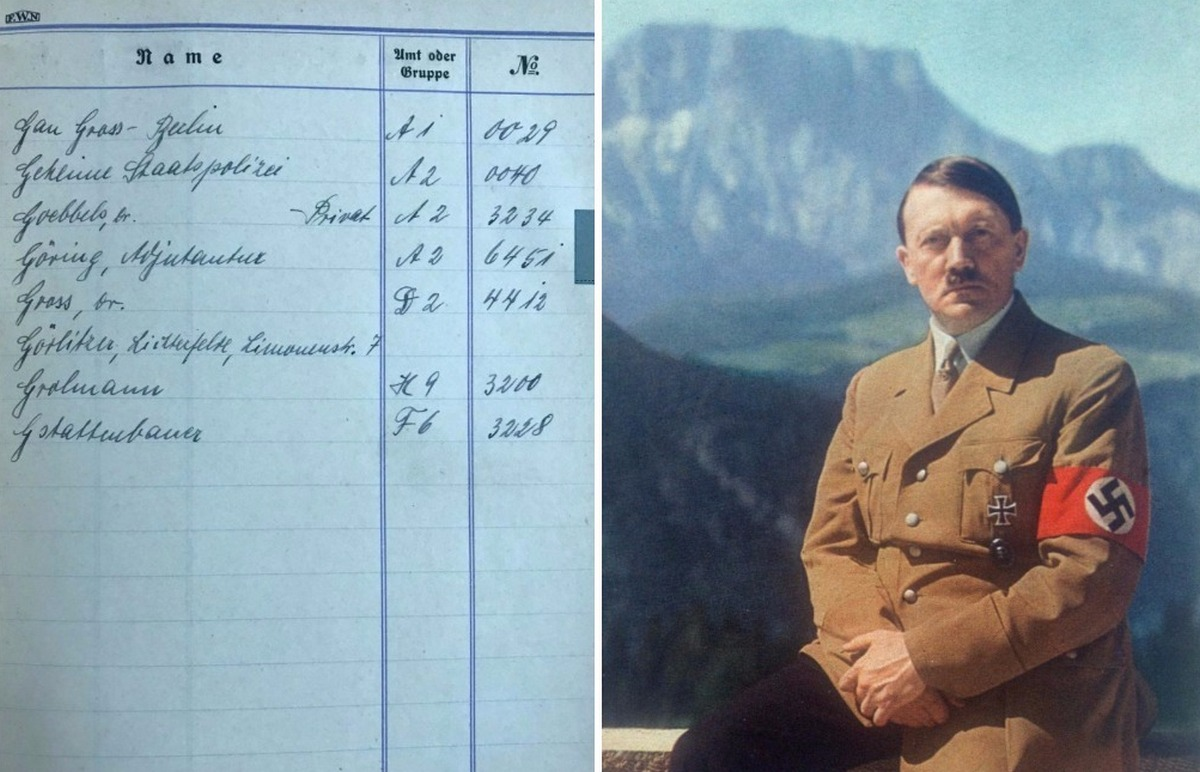 The crazy amount of money people have paid for 'Hitler' memorabilia