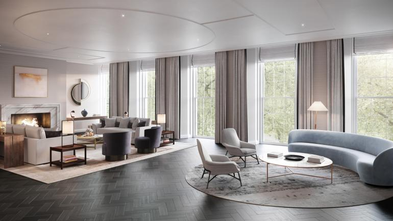 The Historically Rich Location That Was Once Home To The US Naval  Headquarters During World War II Will Now Be Transformed Into 37 Sprawling  Residences, ...