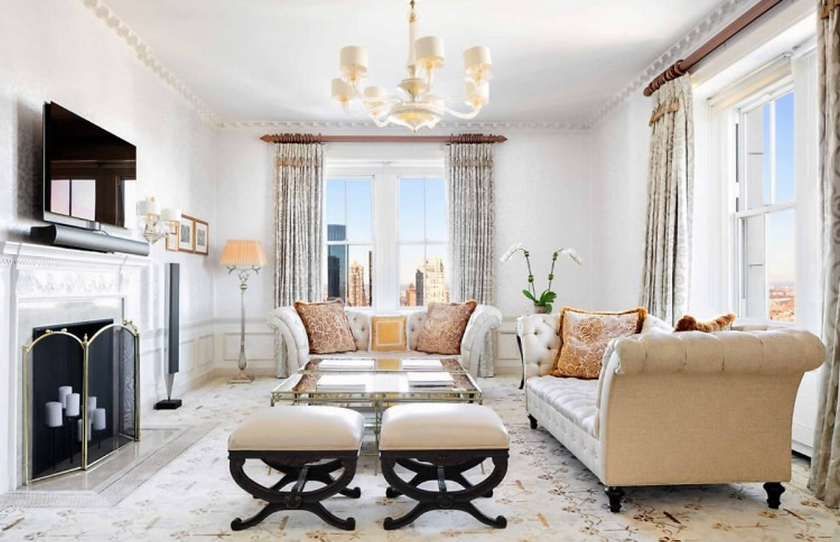 Take a look inside nyc s most expensive apartment for Most expensive real estate in nyc
