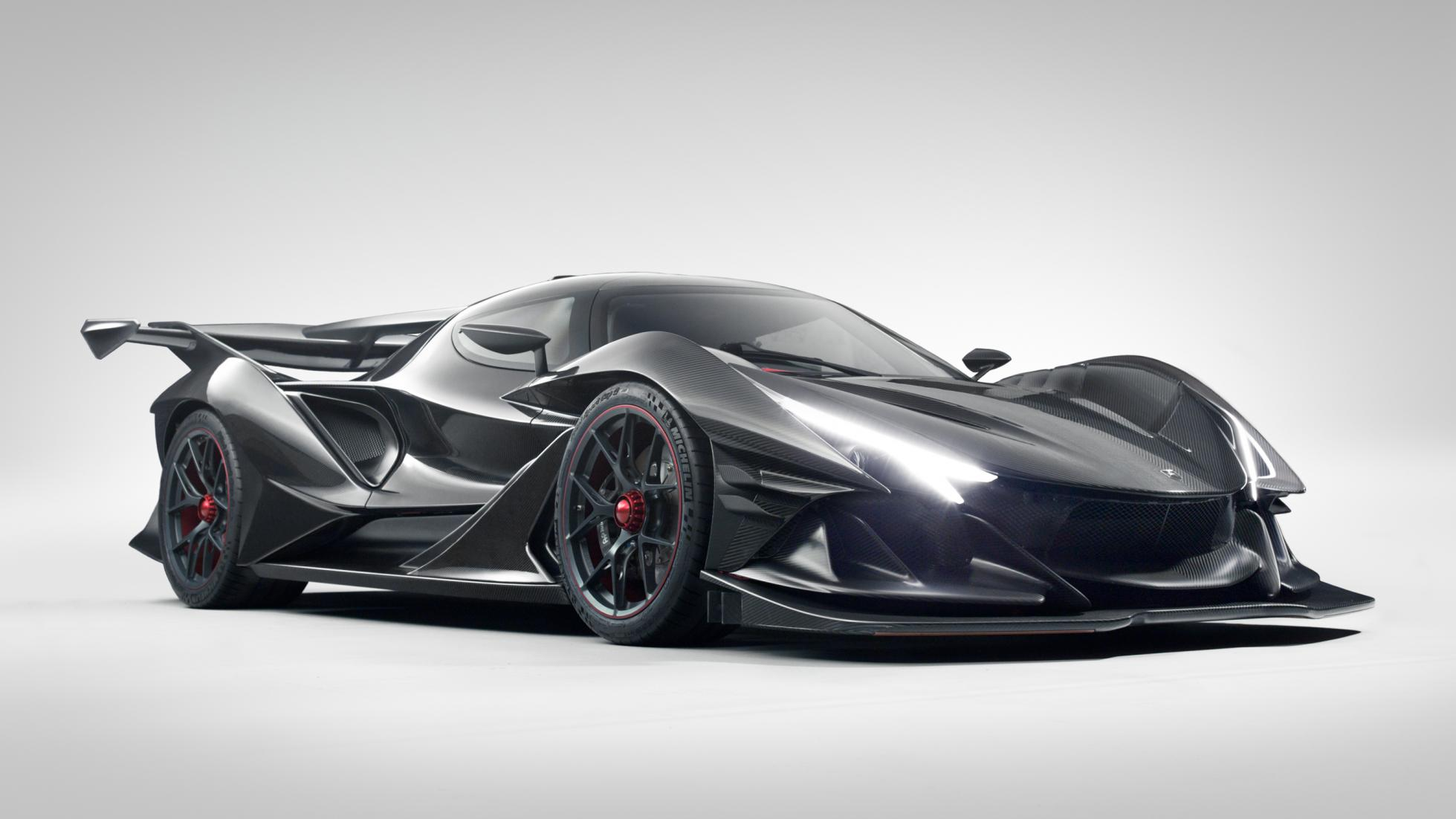 This $2.7 million track-only hypercar will lure you to the dark side