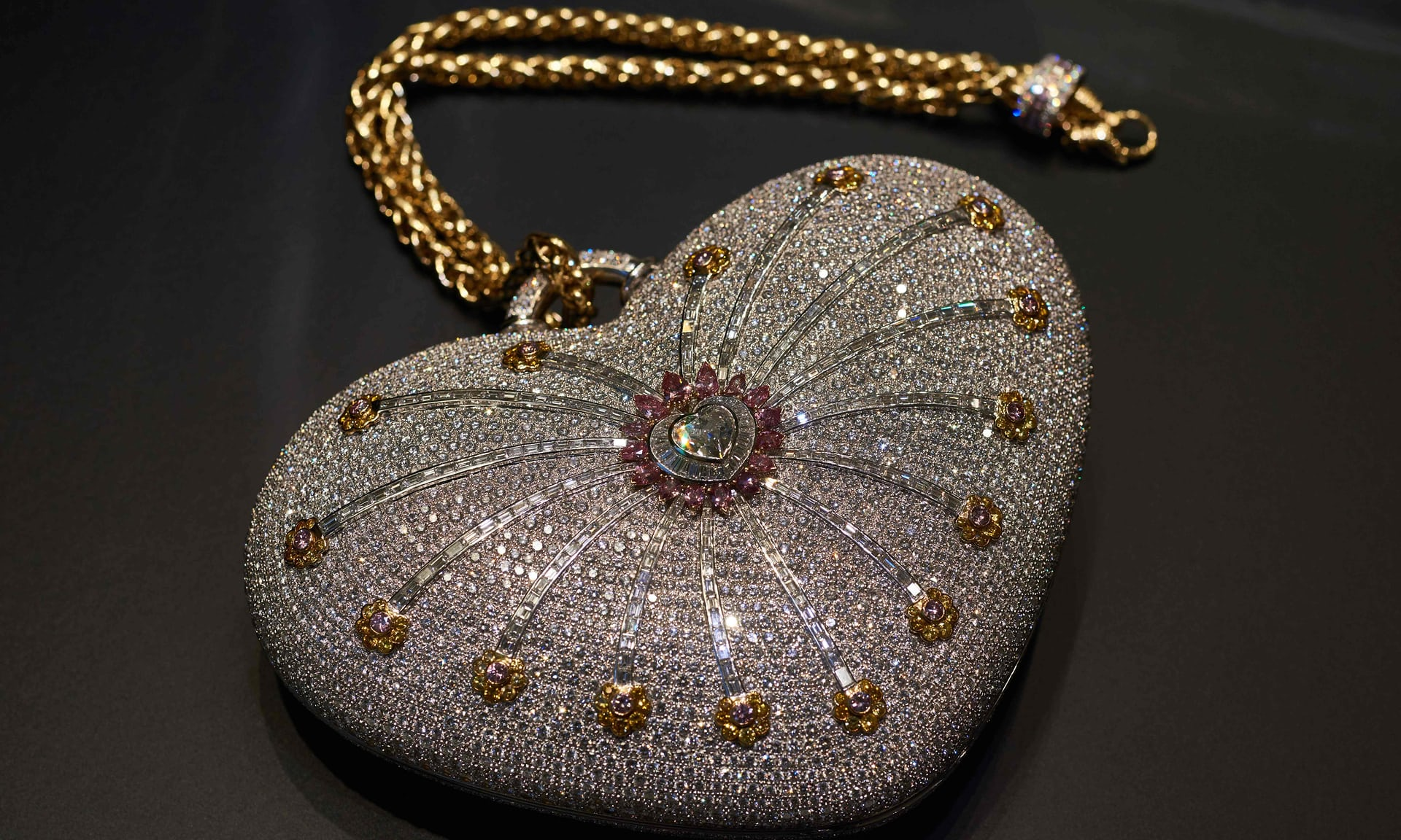 Feast Your Eyes On The World S Most Expensive Bag Valued