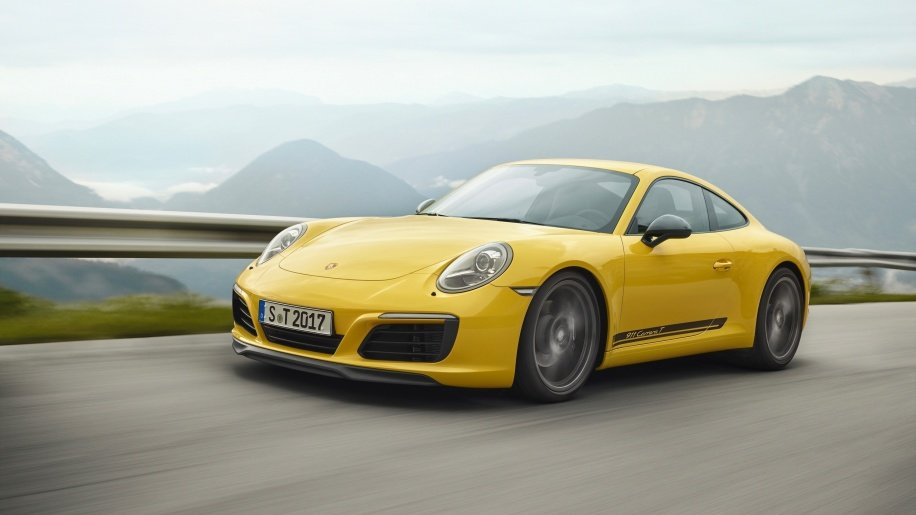 Porsche has introduced a specially designed 911 for touring