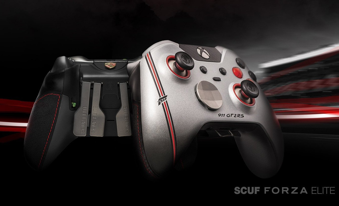 Porsche 911 Gt2 Rs >> Now there is a Porsche inspired limited edition Xbox controller for $300