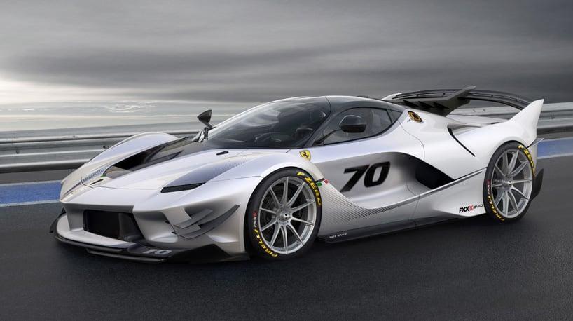 Ferrari's new FXX-K Evo is an hardcore race car for lesser mortals : Luxurylaunches