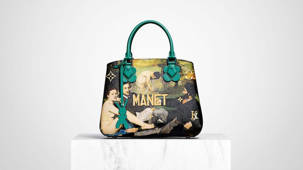 e1bd5856987c The second artistic instalment of Jeff Koons  and Louis Vuitton s Masters  collection is here