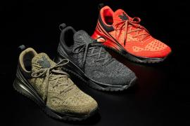 541975cf0edd Louis Vuitton unveils a luxe triplet of all-knit sneakers